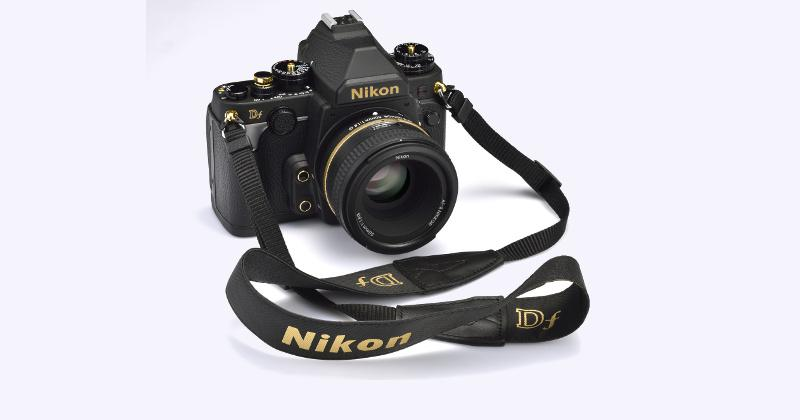 Nikon Df Gold Edition to be limited to 1,600 units only
