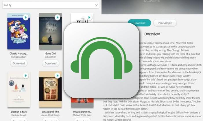NOOK Audiobooks released to make Android speak