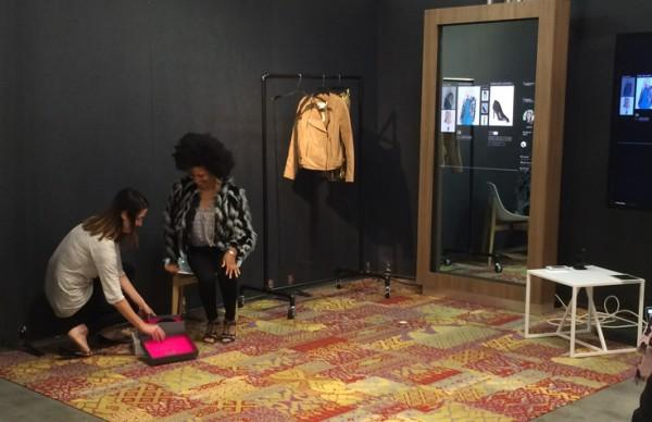 Nordstrom to debut 'smart mirrors' in eBay-designed fitting rooms