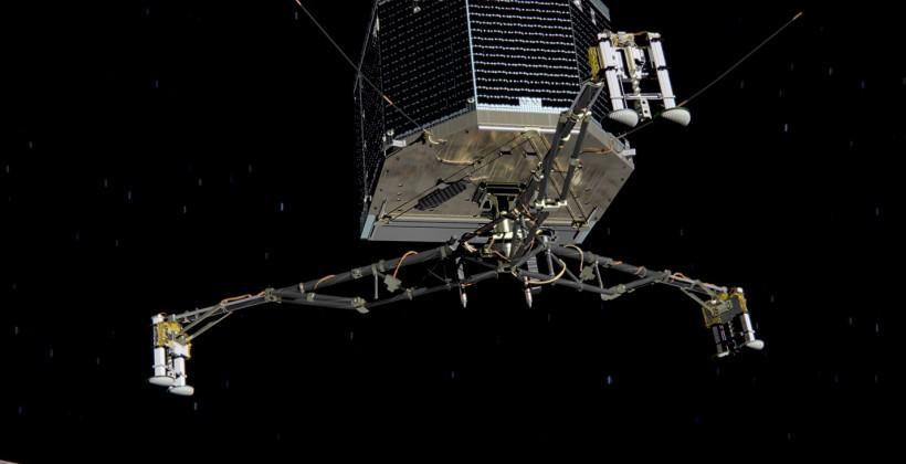 Rosetta/Philae to land on orbiting comet tomorrow
