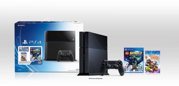 PS4 Black Friday Bundles: GTA V and LEGO Batman 3 - SlashGear