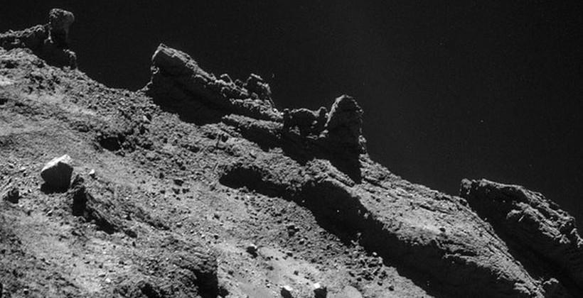 Rosetta Philae lander detects organic molecules on comet surface