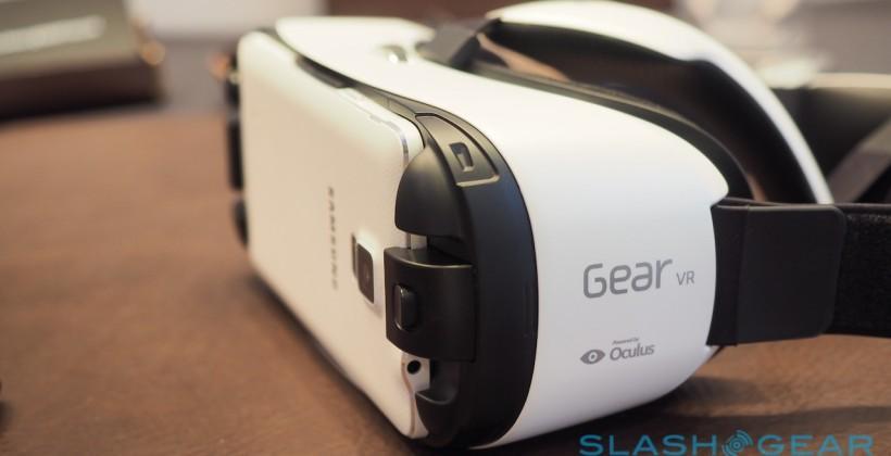 Samsung Gear VR drops Dec for devs; Beyond 360 3D camera revealed