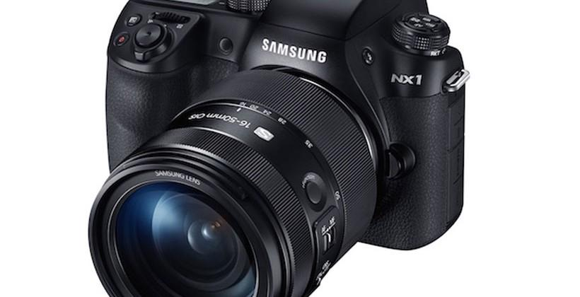 Samsung NX1 4K recording camera hits the US