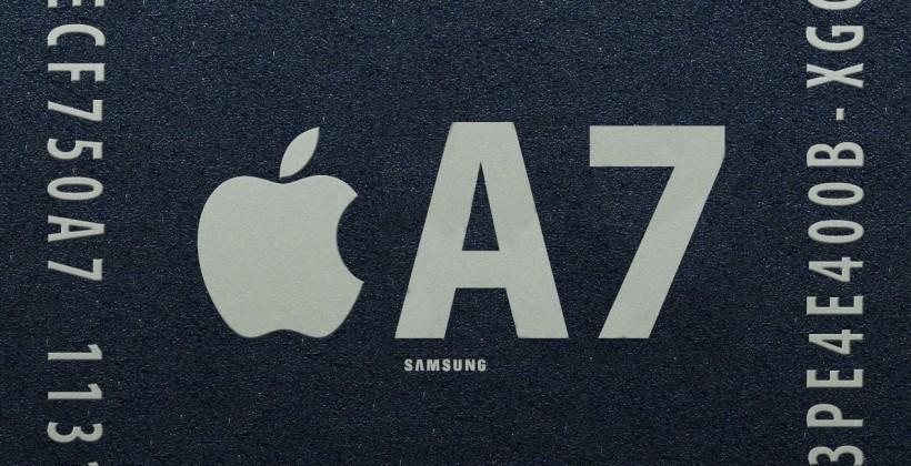 Samsung and Apple tipped friendly on chips