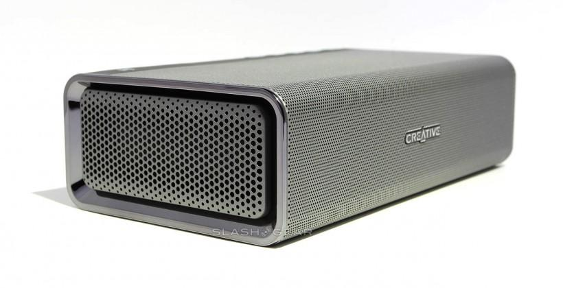Want a Creative Sound Blaster Roar? We're giving one away!