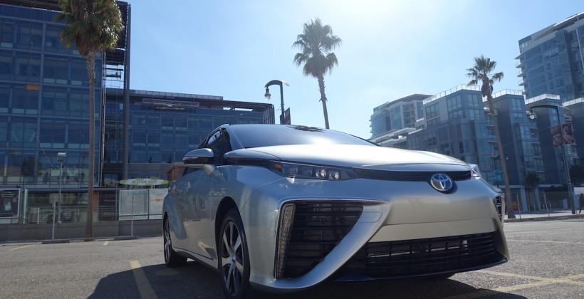 Breaking the Toyota Mirai down by the numbers
