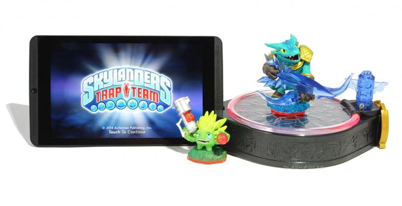 Skylanders Trap Team Tablet Starter Pack Review