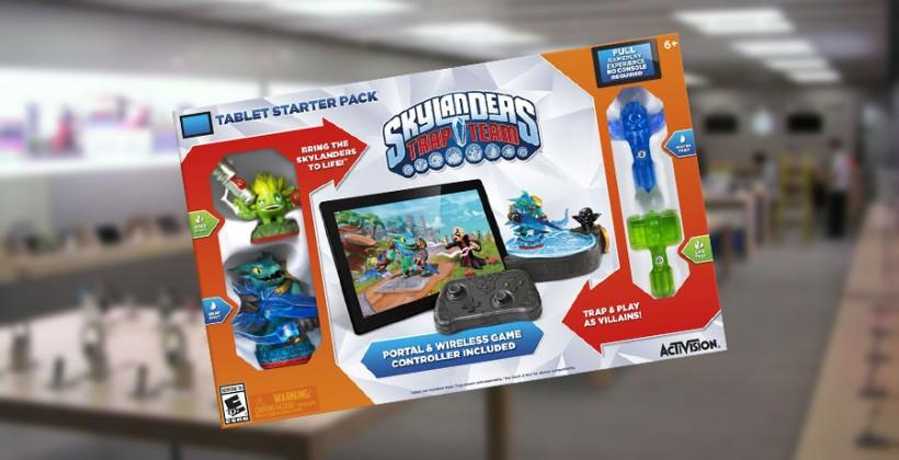 Skylanders Trap Team given Apple Store blessing