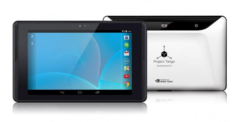 Project Tango hits Google Play, but isn't for sale (yet)