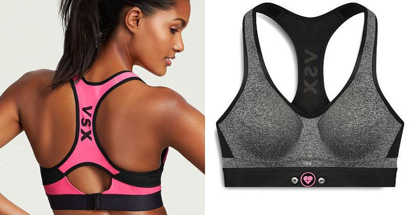 Victoria's Secret silently launches heart-sensing bra