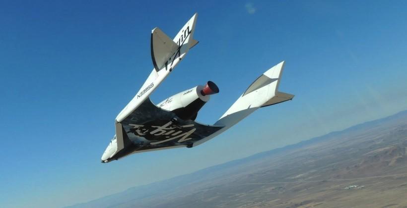 Virgin Galactic pilot speaks amid tech woe whispers