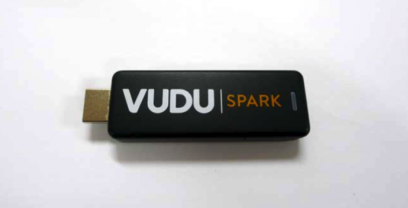 VUDU Spark streaming dongle spotted to take on Chromecast