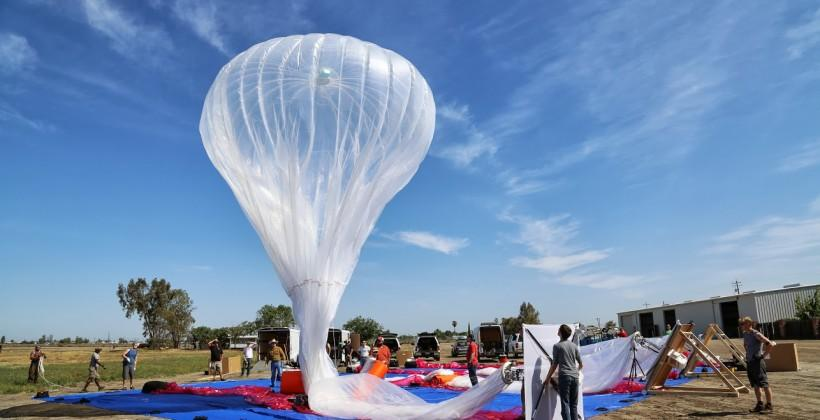 Google's Project Loon taps French space agency for help