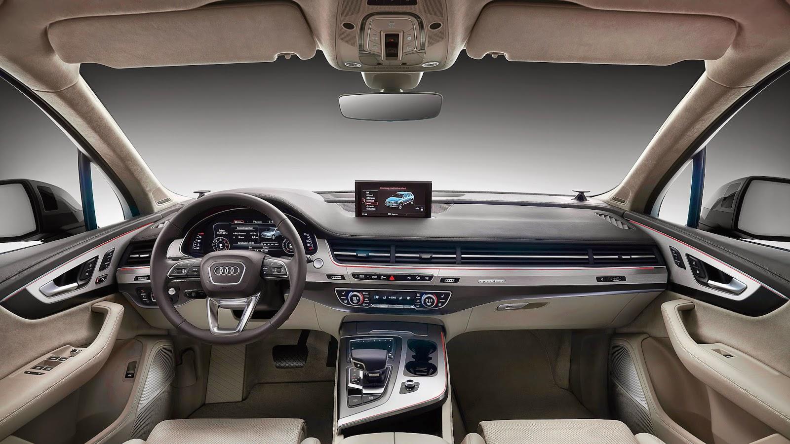04zREVEALED 2016 Audi Q7