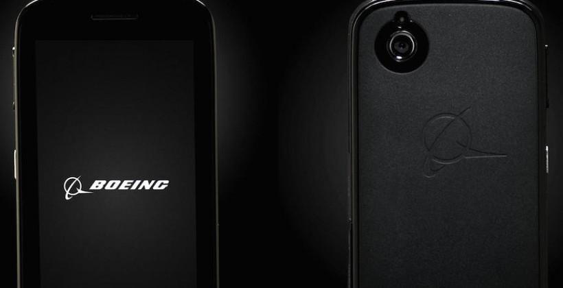 Boeing, BlackBerry working together on self-destructing smartphone