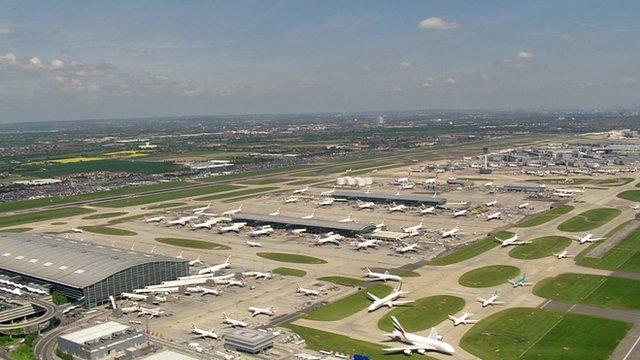 London airspace closed due to computer glitch