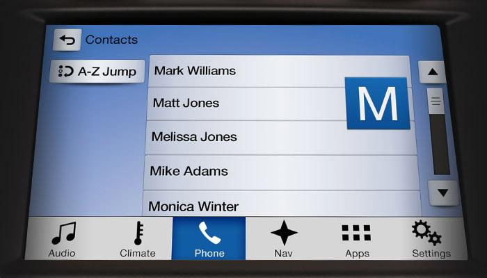 Ford Sync 3 revealed: a whole new system with QNX - SlashGear