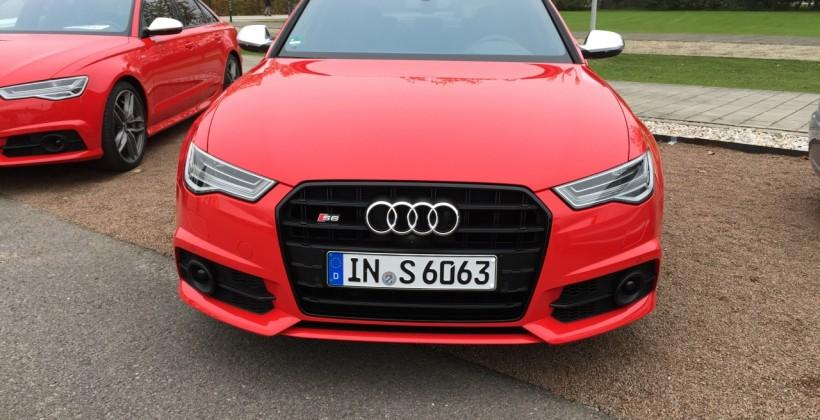 2016 Audi S6 and A6 first-drive – Autobahn blitz