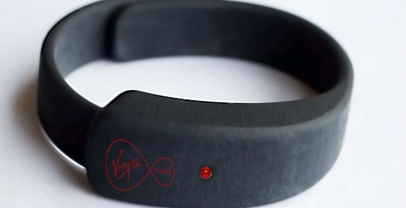 Virgin's KipstR wearable records shows when you fall asleep