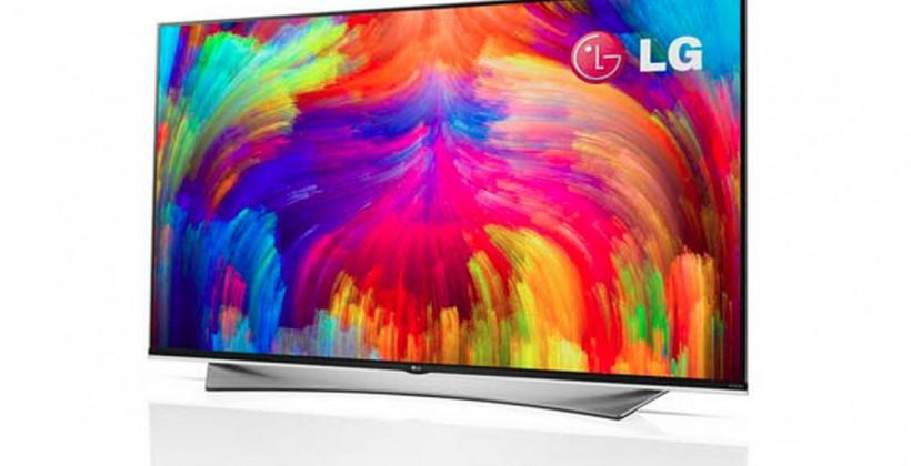 LG to introduce TVs with quantum dot technology at CES 2015