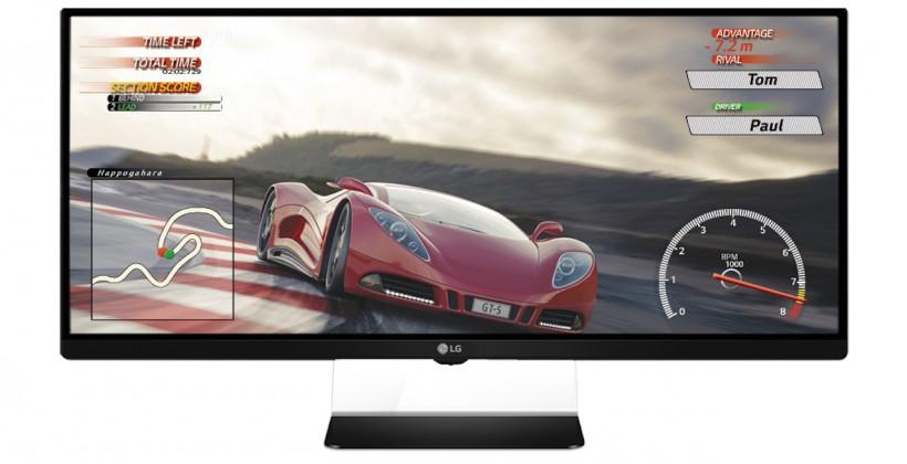 LG outs 21:9 UltraWide 4K curved displays