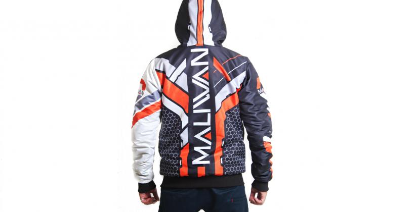 Machine56's Borderlands jacket: fandom on your sleeve