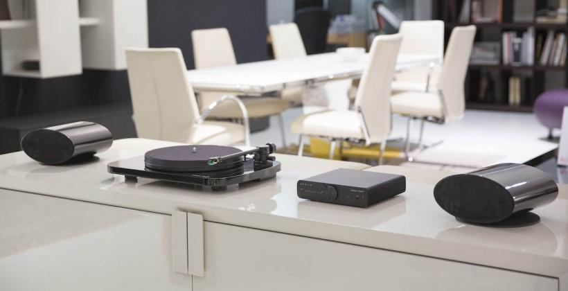 Musical Fidelity Merlin 1 gives vinyl a Bluetooth chaser