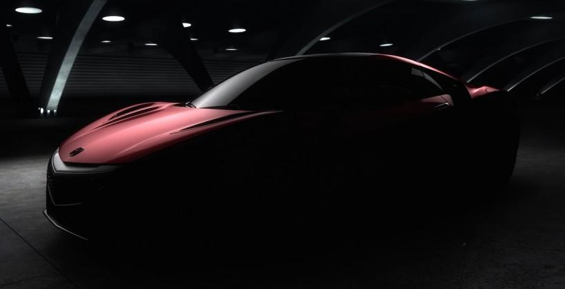 The new Acura NSX is coming: Jan 2015 reveal