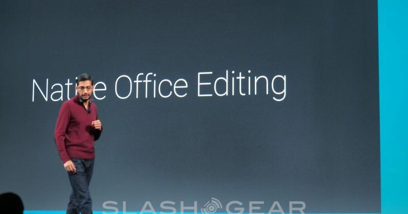 Google Docs supports Office file edits in Gmail