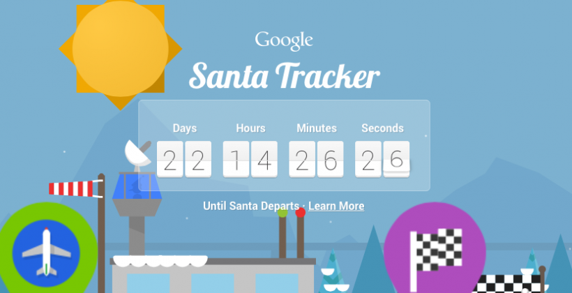 Google's Santa Tracker is back to keep us all busy