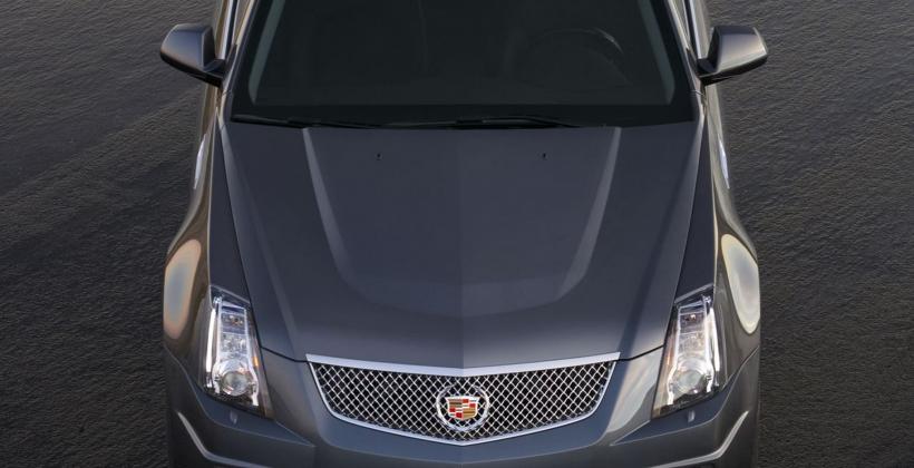 2016 Cadillac CTS-V confirmed for NAIAS