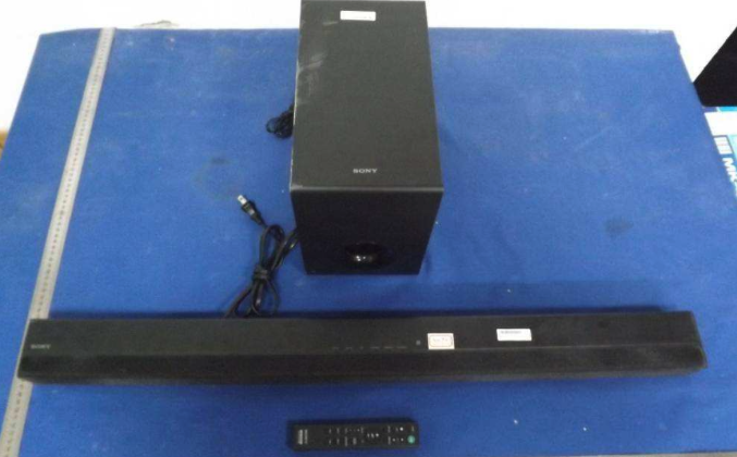 Sony WiFi sound bar passed through FCC, likely headed to CES