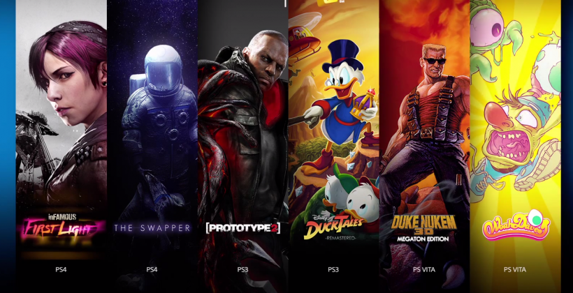 PlayStation Plus games for January 2015 revealed in full