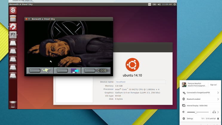 Chrome OS extension lets you run Linux in a window