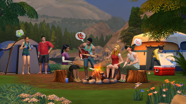 """Sims 4 to get """"Game Pack"""" in January"""
