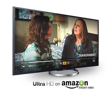 Amazon Prime Instant Video now streaming in 4K