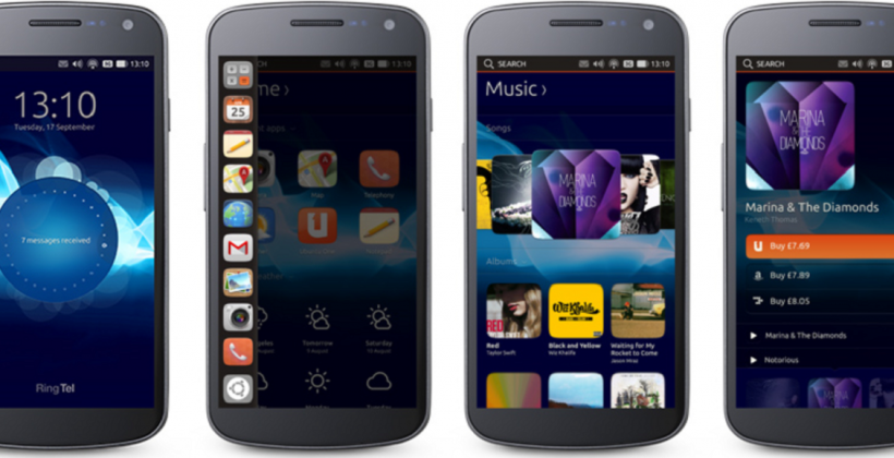 Ubuntu Phone delayed again to next year
