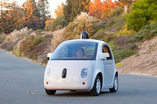 Google unveils first 'real build' of self-driving car