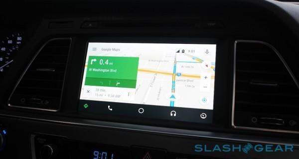Google tipped in effort to build Android into future cars