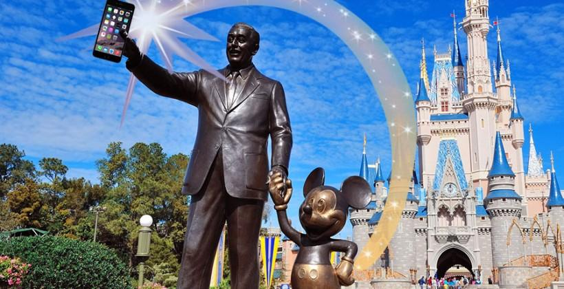 Apple Pay and Google Wallet head to Disney World