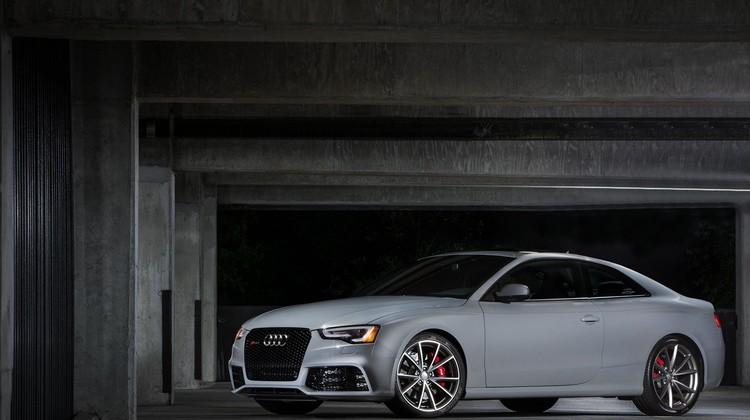 2015 Audi RS5 Coupe Sport limited edition has 75 unit run