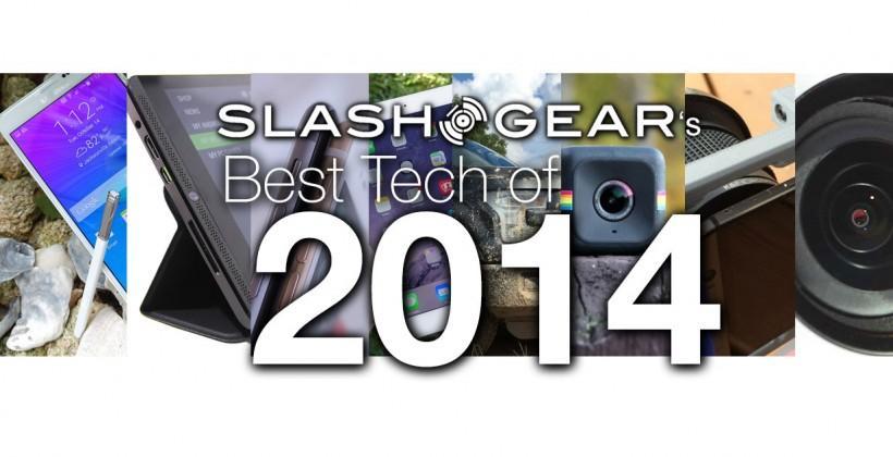 SlashGear's Best Tech of 2014