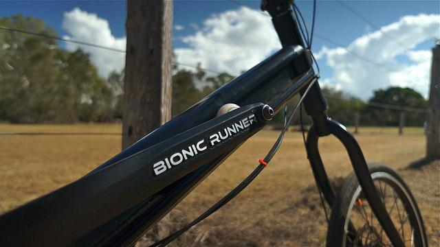 Bionic Runner adds wheels to your next marathon