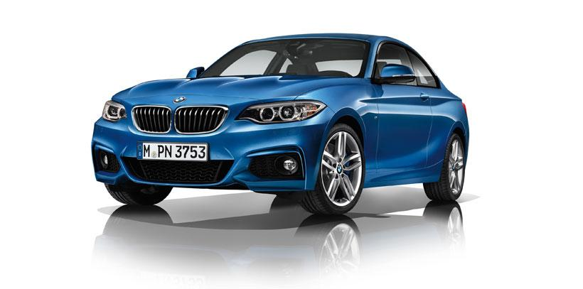 BMW 2 Series Coupe gets new models and engines