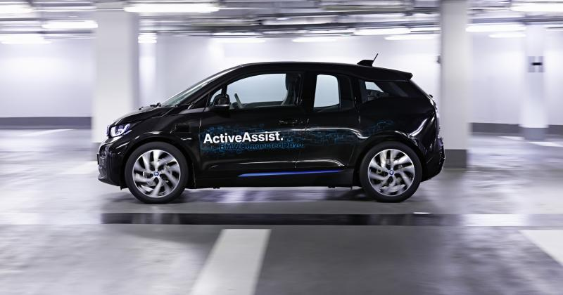 BMW to demo automated multi-car parking tech at CES 2015