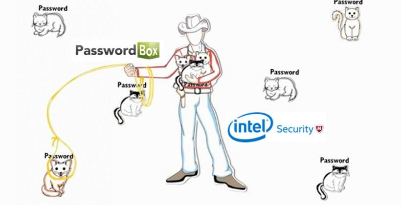 Intel acquires PasswordBox, may include service with McAfee
