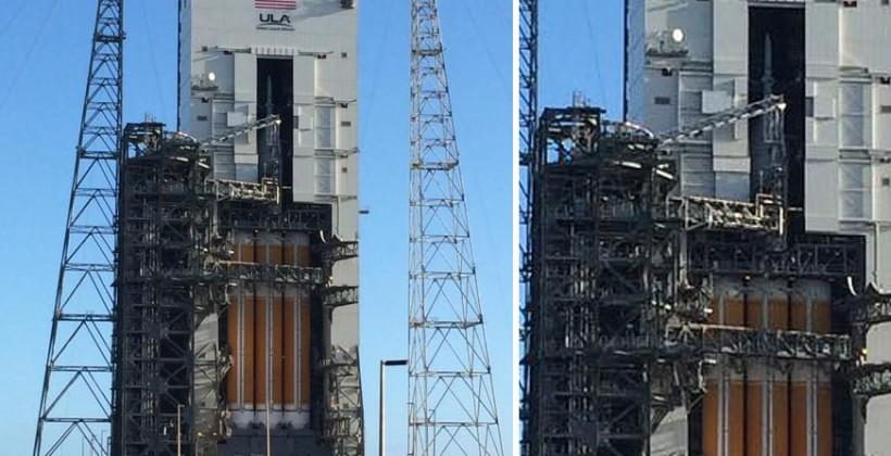 Orion replay: behind-the-scenes, on the ground