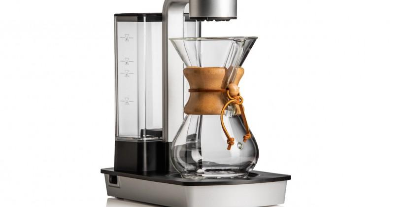 Chemex gets lazy with Ottomatic coffee brewer