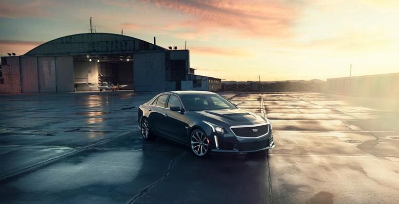 2016 Cadillac CTS-V to get 640hp V8 and 200mph top speed